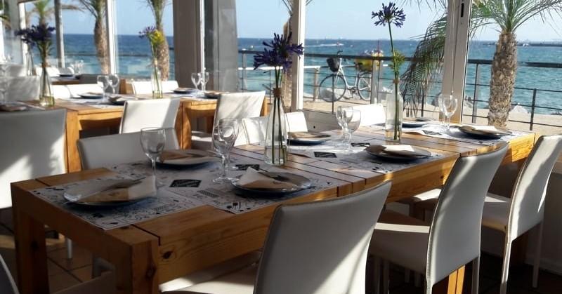 Sorteig: Dos menús al Boo Restaurant & Beach Club