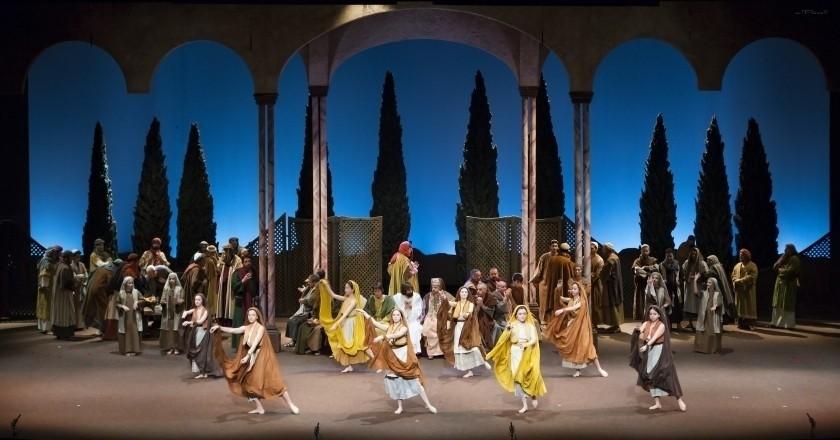 Raffle: two double tickets for the Passion of Olesa de Montserrat