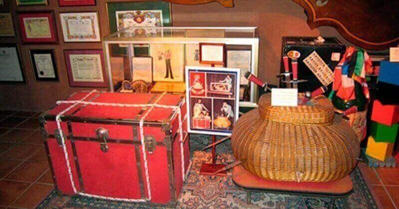 Sorteo entradas al Gran Museo de la Magia