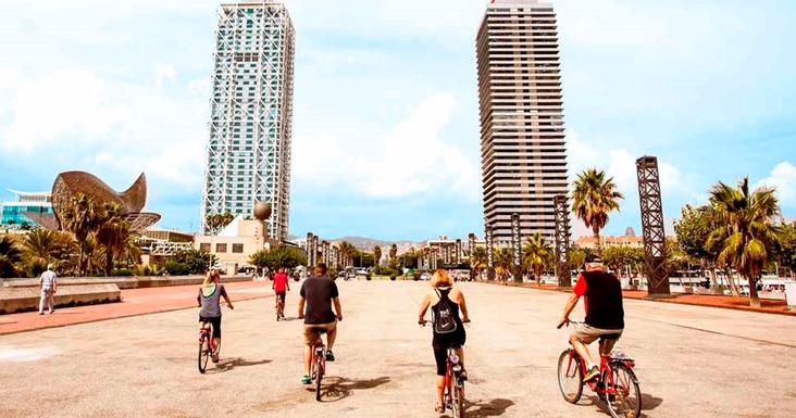 Raffle: bicycle rental in Biketours