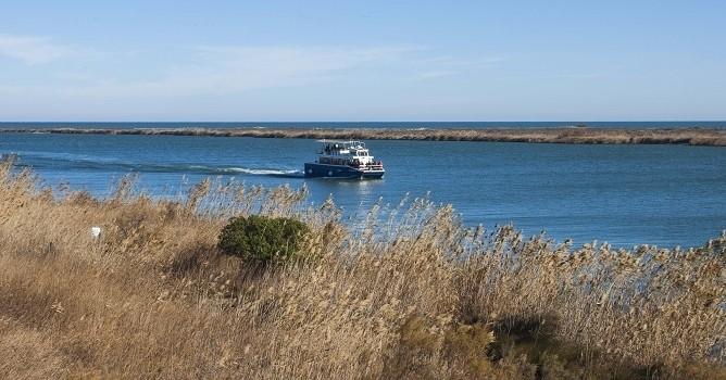 Sorteo: un crucero en barco por el río Ebro