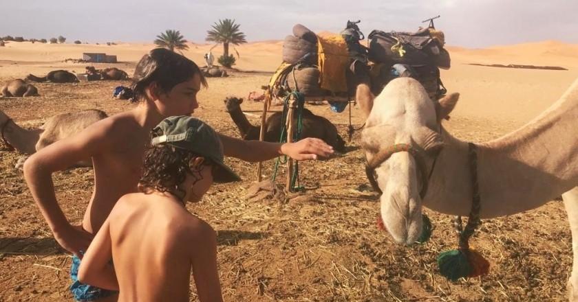 Setmana Reis Mags al Marroc amb nens. Més enllà del desert!