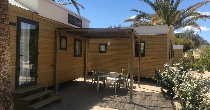 Allotjament en un Tiny Home + Entrades a Port Aventura