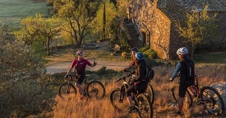 Sortides guiades amb e-bikes