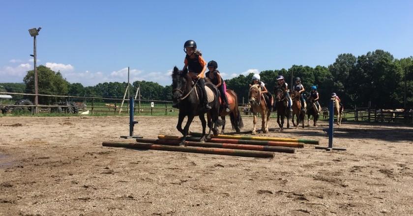 Classe d'equitació