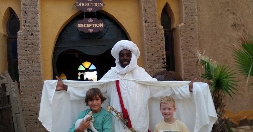 Morocco with children - the great adventure in South Africa from June 25 to 30