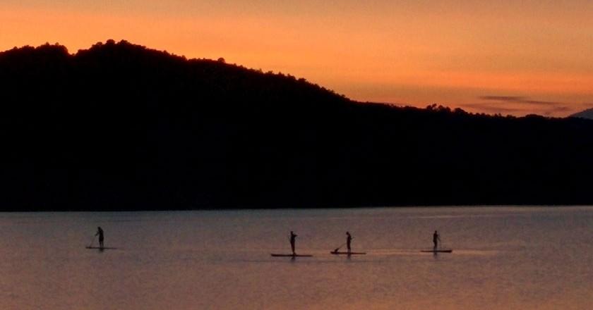 Actividad de Paddle Surf o Stand Up paddle en La Caseta del Pantà