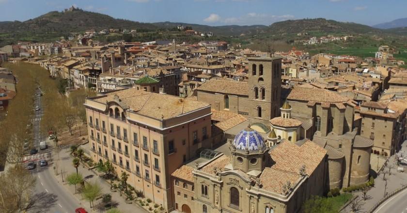 Descobreix el nucli històric monumental de Solsona