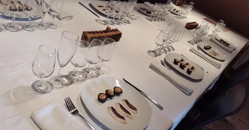Tast de Foie maridat amb vins, 17 octubre 12h00
