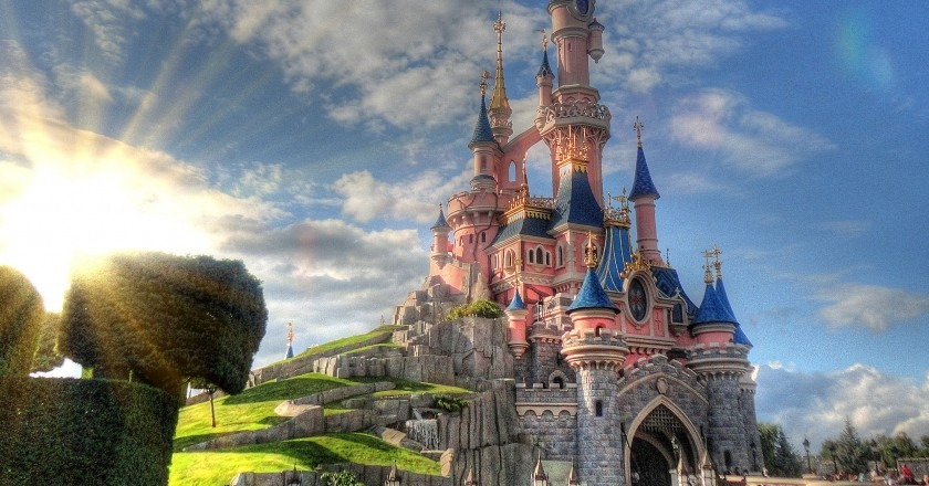 Disneyland Paris en groupe monoparental exclusif