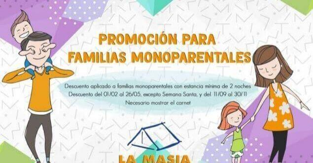 Promoció famílies monoparentals