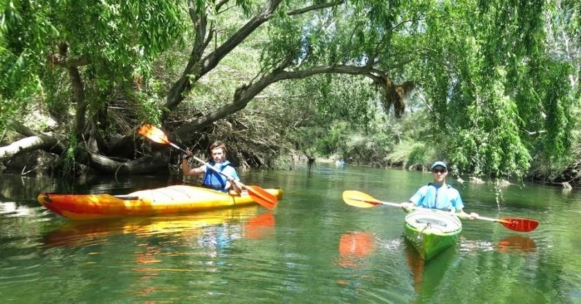 Descens de l'Ebre en Piragua: de Flix al Mar en 4 dies