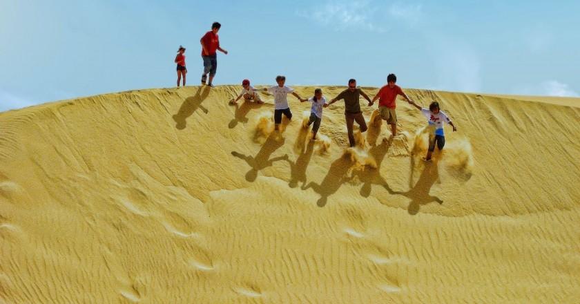 El marroc amb nens. la gran aventura a l'àfrica.