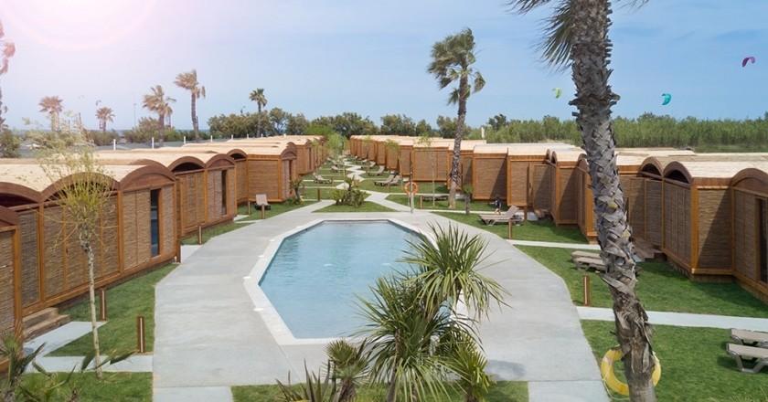 10% i 20% Descompte en bungalow al Camping La Ballena Alegre