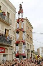 Castellers de Valls