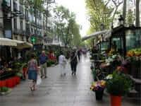 Rambla de les Flors (Barcelona)