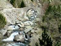 Pont del Cremal (Vall de Núria)