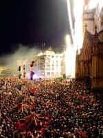 Festa Major de Vilafranca (castellers)