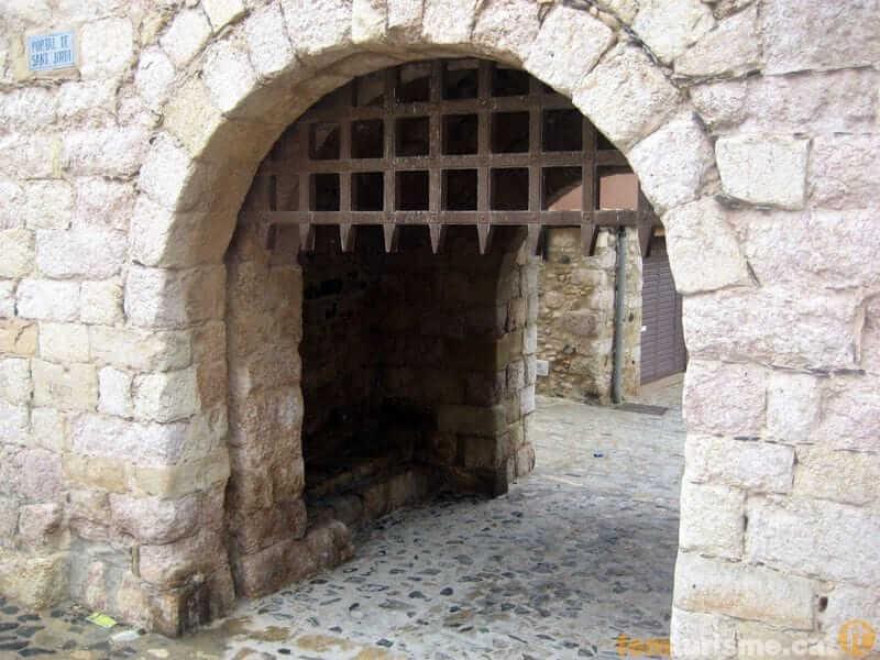 Montblanc (Porta de Sant Jordi)
