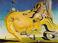 The Great Masturbator (Salvador Dali)