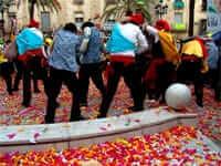 Guerra de Caramels (Vilanova i la Geltrú)
