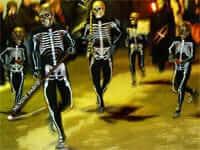 La Dansa de la Mort a la Passió de Verges