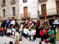 Montblanc Medieval per Sant Jordi