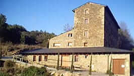 Antiga farinera de Montferrer