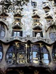 La Casa Batlló d'Antoni Gaudí