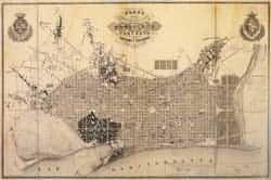Els origens de Barcelone, le Pla Cerdà