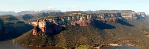 Massís de Tavertet (Vall de Sau - Collsacabra)