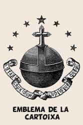 Emblème Cartoixa (Monestir Escaladei)