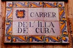 FemTurisme. Sitges Route, une ville accessble Illa de Cuba Street