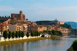 Balaguer (El Tren dels Llacs)
