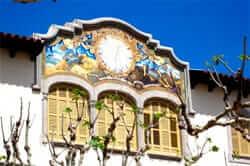 Casa Patxot a Sant Feliu de Guíxols