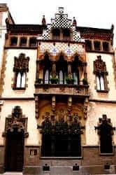 Casa Coll i Regàs de Mataró (Puig i Cadafalch)