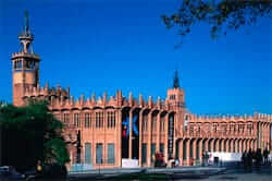 Fàbrica Casaramona (Caixa Fòrum) (Puig i Cadafalch)