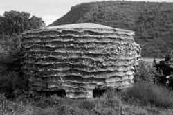 Civil War bunkers Espanyola à Isona