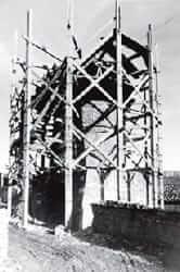 Reconstrucció d'Isona després de la Guerra Civil Espanyola
