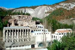 Clot del Moro: antiga fàbrica de ciment Asland
