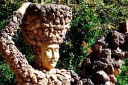 Gaudí i el Berguedà (Escultura dels Jardins Artigas de Gaudi)