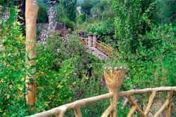 Gaudí i el Berguedà (Jardins Artigas Poble de Lillet)
