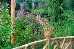 Gaudí i Berguedà (Jardins Artigas Poble de Lillet)