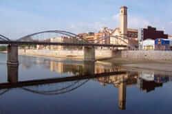 Per l'interior del riu Ebre (tortosa riu pont)