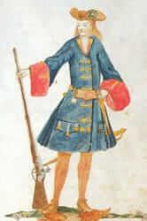 Cataluña antes de 1714 (milicia tres comunes)