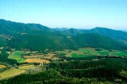 Ruta del volcán del Cuerno del Boc (Valle de Llémena)