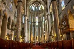 Les coroneles i els seus batallons (esglesia de santa maria del mar barcelona)