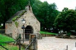 La Vall d'Aran, un territori diferent (Ermita Sant Blas Les)