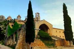 Endinsant-nos a la Terra Alta (convent Sant Salvador Horta Santa Barbara)