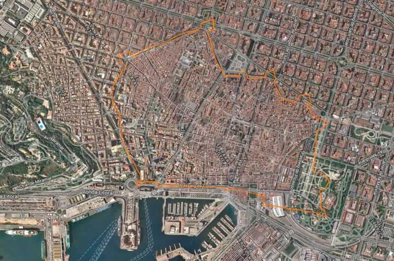 Els gremis defensors de Barcelona (Part II) (barluards barcelona 1714)